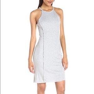 Splendid fitted rib tank dress | size medium